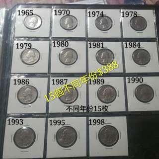 美國硬幣(市價$388)