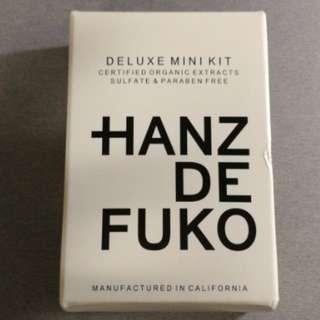Promo: Hanz De Fuko Deluxe Mini Kit
