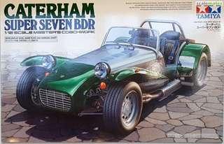 Super Seven BDR Caterham 1/12
