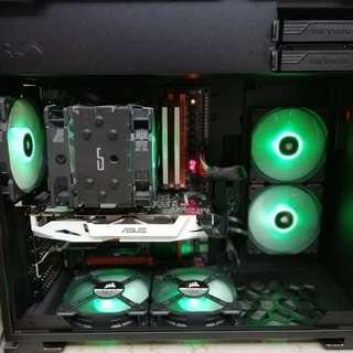 ASUS GTX 1070 Dual OC Edition