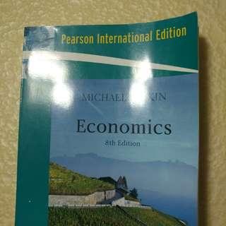 🚚 Economics by Michael Parkin, 8th edition
