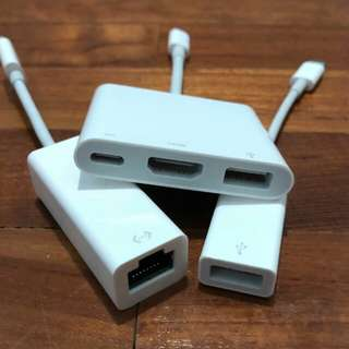 Dongles for Apple Macbooks with USB Type C