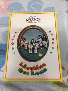 GFriend 1st album LOL (laughing out Loud)淨專