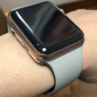 Apple watch tpu cover