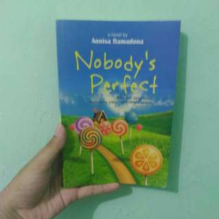 FREE!!* Novels Nobody's perfect