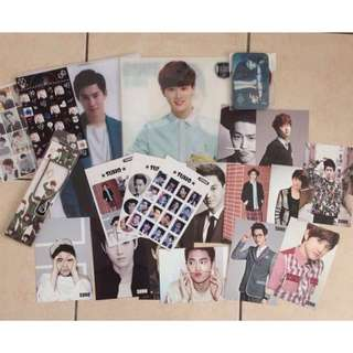 [FREE POSTAGE] EXO Suho Season Greeting Gift Set