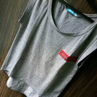 SALE! gray shirt by Seventeen