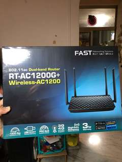 Asus Router RTAC 1200G+