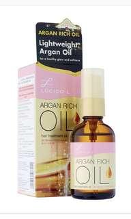 Lucidol Argan Hair Oil