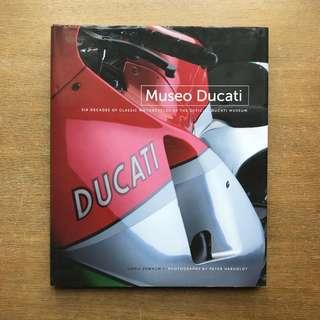 Ducati - Official Ducati Museum Book - RESERVED