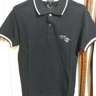 Paul Smith black polo shirt