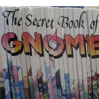 Secret Book of the Gnomes Vol. 20 & 23