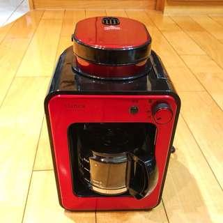 siroca 自動研磨咖啡機 STC-408RD