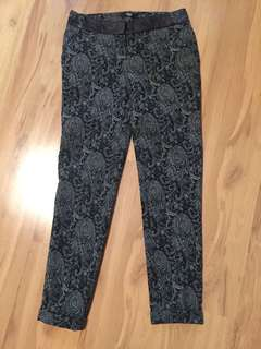Milla paisley pants