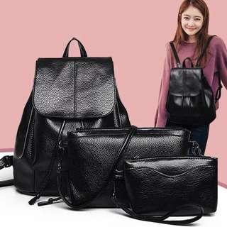 Korean Bag 3 in 1