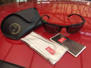 Authentic Rayban Polarized