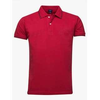 New Polo Shirt (Mr Blue)