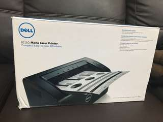 Brand new Dell Mono Laser Printer in sealed box.
