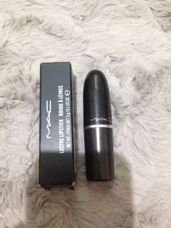 🍃Authentic Mac lustre Lipstick in See Sheer