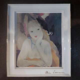 Marie Laurencin Print on Porcelain Plaque Marie Laurencin print