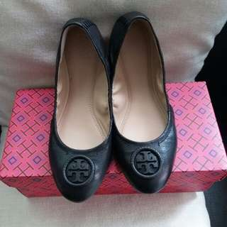 Tory Burch flat shoes Size 37.5