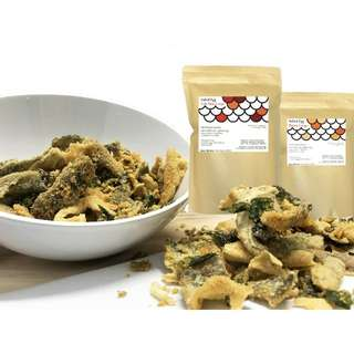 Salted Egg Fish Skin (Bundle of 2)