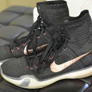 Nike Kobe X Elite - Rose Gold - Limited - Pre Owned