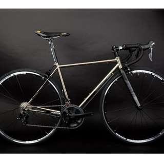 REBORN AM Lightweight Roadbike Frame (Preorder)