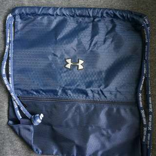 UNDER ARMOUR DRAWSTRING BAG (DARK BLUE)