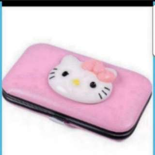 In Stock Hello Kitty Design Manicure Set