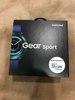 Samsung Gear Sport (Brand New In Box)