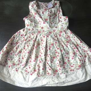 Cotton Dress Poney