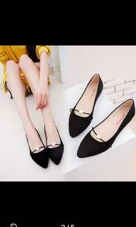Ladies Shoes flat size 37