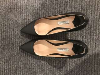 Tony Bianco Black Classic Pump