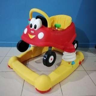 Walker Little Tikes Cozy Coupe