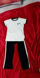 STI P.E uniform