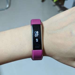 Fitbit Charge HR Size S Purple
