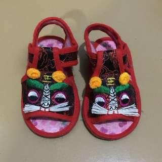 Baby Barongsay Sandals