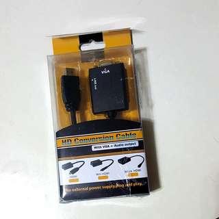 VGA-HDMI Cable