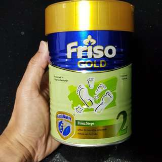 Friso Gold Stage 2 Trade with Nan 2 Optipro