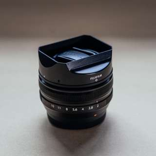 Fujifilm 18mm F2.0 XF R Lens