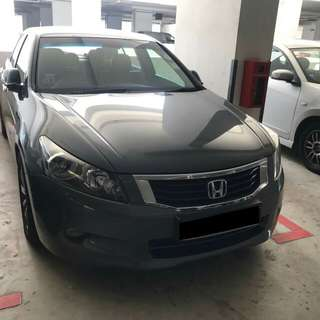 HONDA ACCORD 2.0(A) 2008