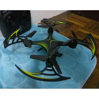 Remote 6-axis gyroscope drone with 720p HD Camera (FREE: 4 GB SD Card + 2 Batteries)