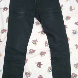 TRUE RELIGION BRAND JEANS COATED JEANS