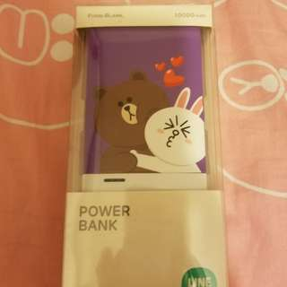 Line Friends 10000mAh power bank