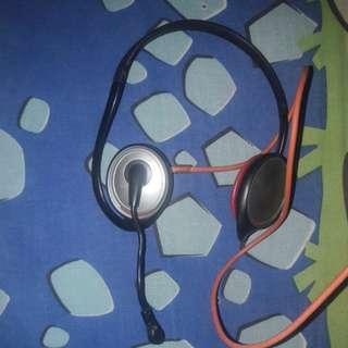 Headset phillips