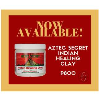 ORIGINAL AZTEC SECRET INDIAN HEALING CLAY