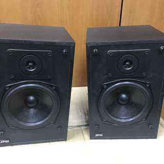 JPW Mini Monitors Speakers