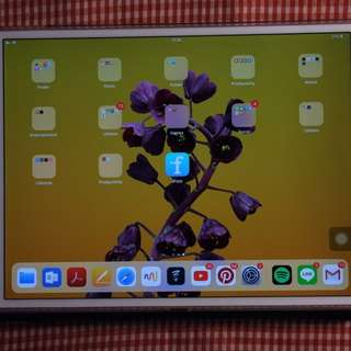 "iPad Pro 10.5"" Baru 64GB wifi only + Apple Pencil"