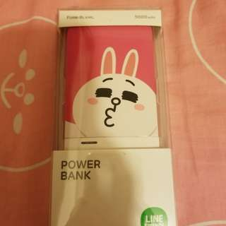 Line Friends 5000mAh power bank